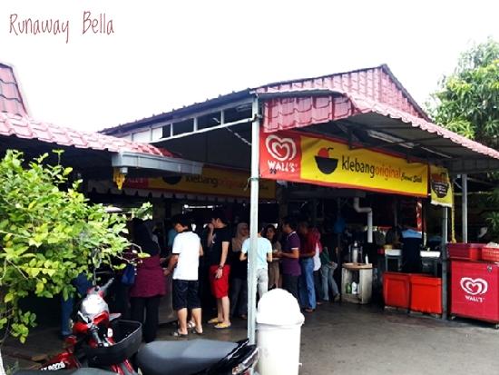 Klebang Original Coconut Shake Malacca