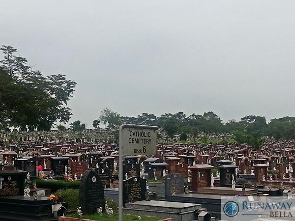 Catholic Cemetery Choa Chu Kang Complex