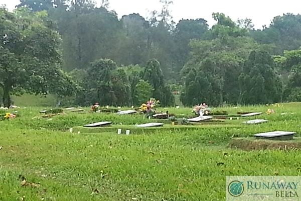 Lawn Cemetery Choa Chu Kang Cemetery Complex