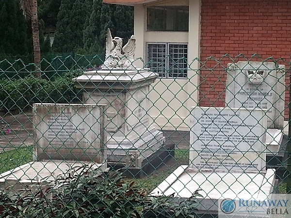 Persian Cemetery Choa Chu Kang Cemetery Complex