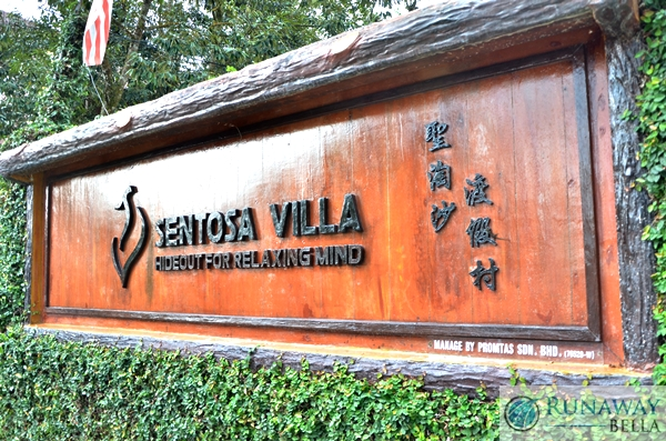 Hideout for a Relaxing Mind at Sentosa Villa, Taiping
