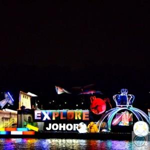 Magic Of The Night johor float