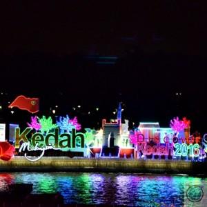 Magic Of The Night kedah float