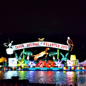 Magic Of The Night kelantan float
