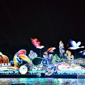 Magic Of The Night pahang float