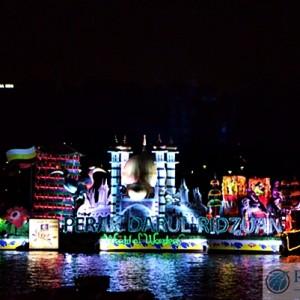 Magic Of The Night perak float