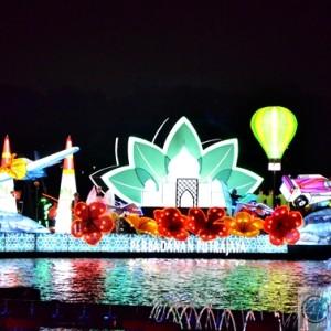 Magic Of The Night putrajaya float