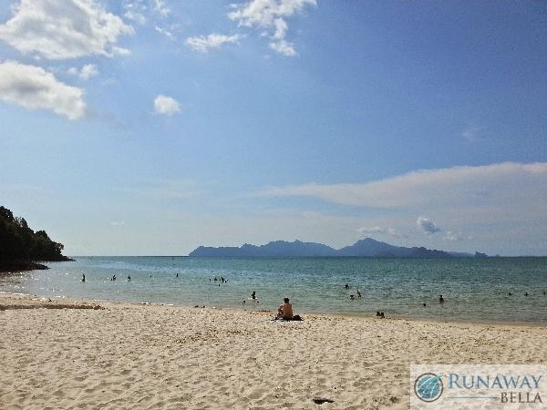 Pantai Pasir Tengkorak
