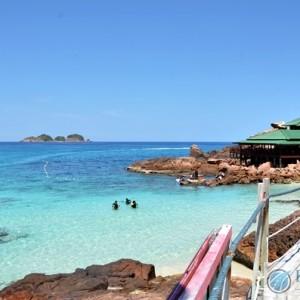 Beautiful Redang : Island, Marine Park & Resorts
