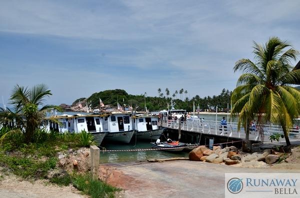 Laguna Redang Jetty