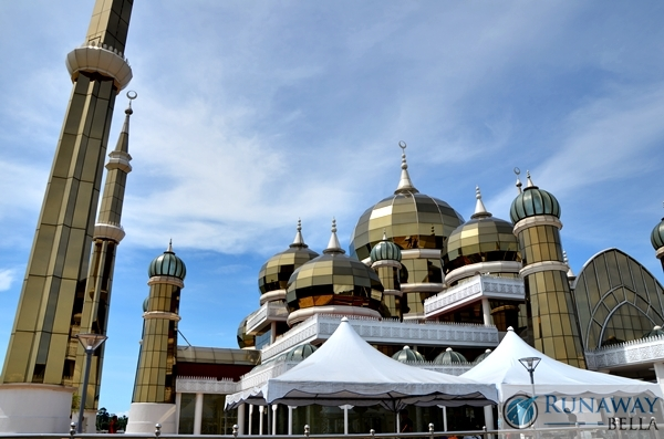 Crystal Mosque Kuala Terengganu