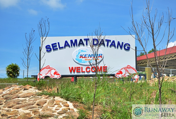 Kenyir Waterpark