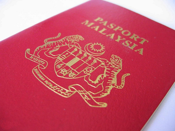 New Malaysian Passport Fee