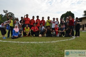 Sumiran Eco Camp Futsal Activity