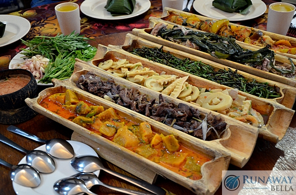 """Mouth-Watering Dishes of """"Land Of The Hornbill"""""""
