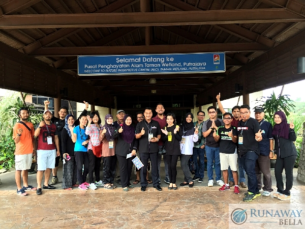 Strolling and Sightseeing the Green Side of Putrajaya