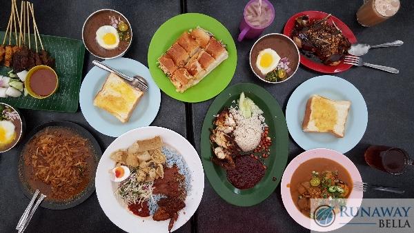 Foodcourt Precint 9 Putrajaya