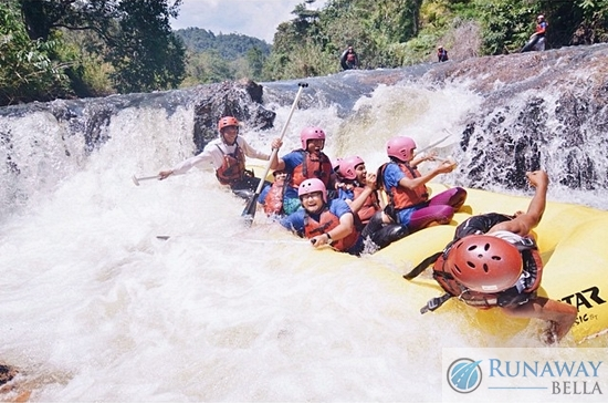 Water Sports: White Water Rafting & Tubing in Selangor