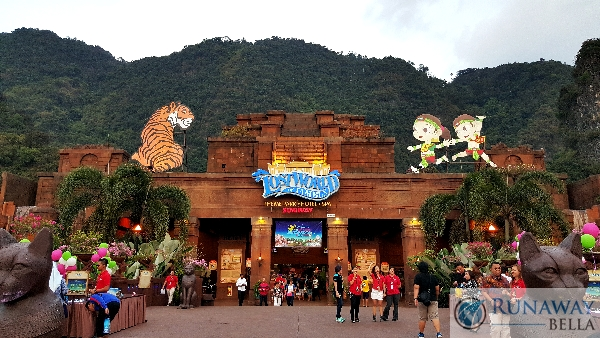 Fun Times at Sunway Lost World Of Tambun