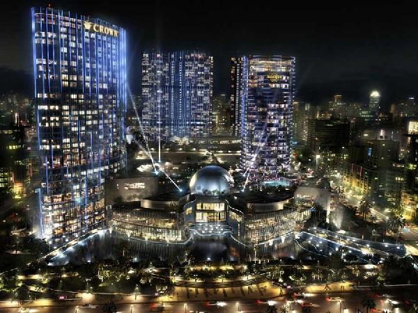 Macao City Of Dreams