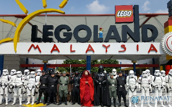 Exciting LEGO Star Wars Days at LEGOLAND Malaysia Resort
