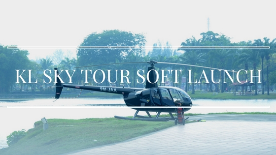 KL Sky Tour Soft Launch at Taman Tasik Titiwangsa
