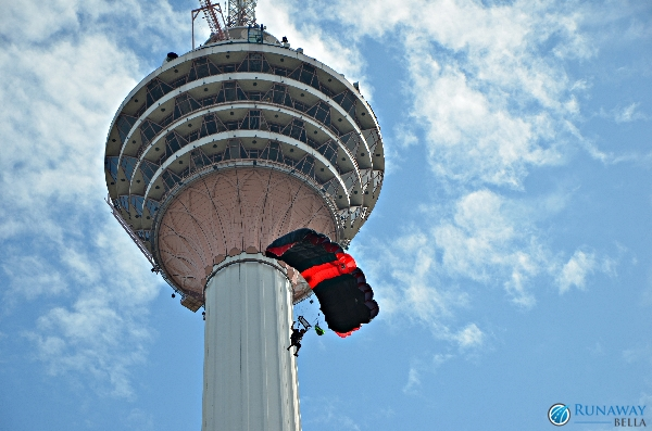 KL Tower International Jump 2016
