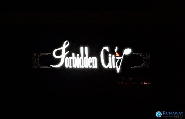 Forbidden City KL