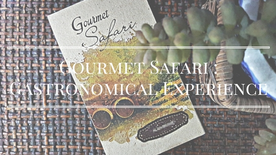 Gourmet Safari : Gastronomical Experience At Changkat Bukit Bintang