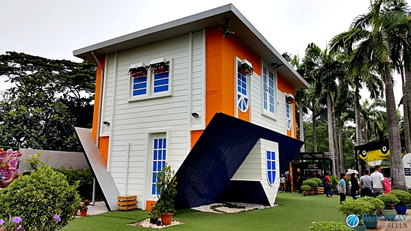KL Tower Upside Down House