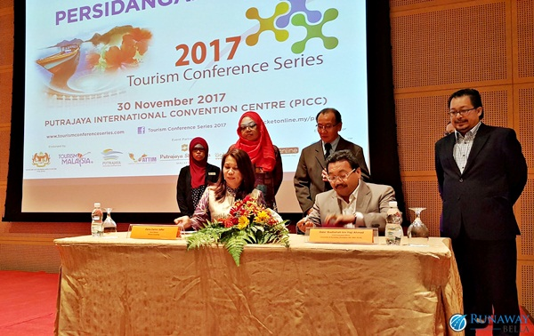 Malaysia Tourism Conference Series 2017