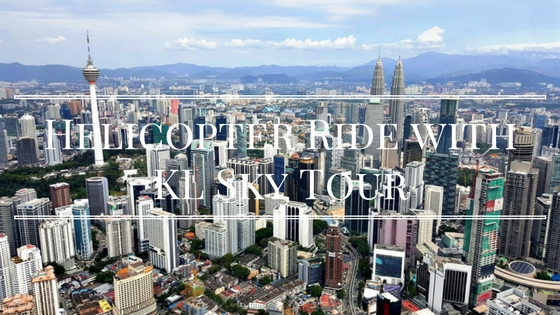Helicopter Ride with KL Sky Tour