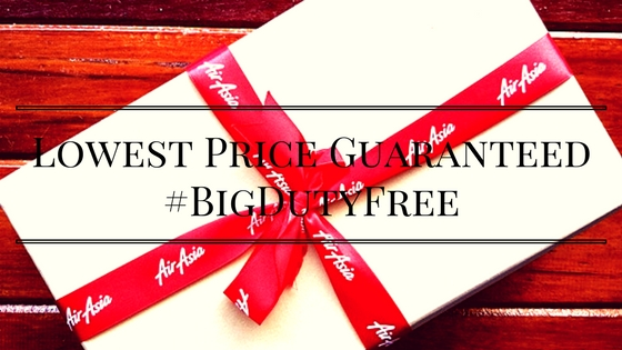 Lowest Price Guaranteed with BIG Duty Free