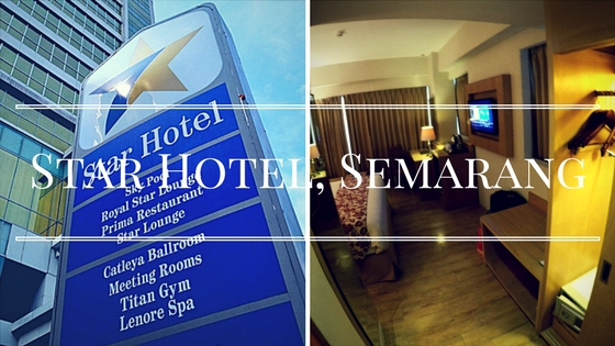 Star Hotel, Semarang – Sweet Welcoming