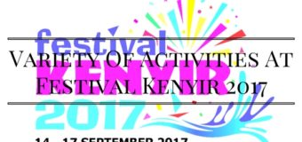 Variety Of Activities At Festival Kenyir 2017