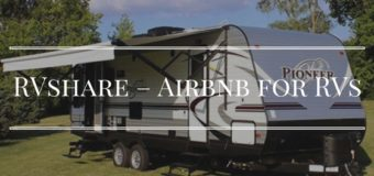 RVshare – Airbnb for RVs