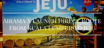 AirAsia X Flying Directly From Kuala Lumpur to Jeju 4 Times Weekly!