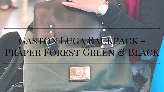 Swedish backpack