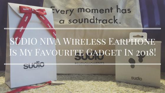 SUDIO NIVA Wireless Earphone