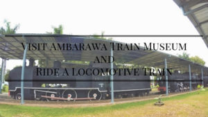 Ambarawa Train Museum Semarang Central Java
