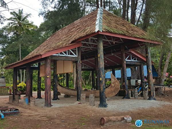 Attractions in Belitung Island, Indonesia