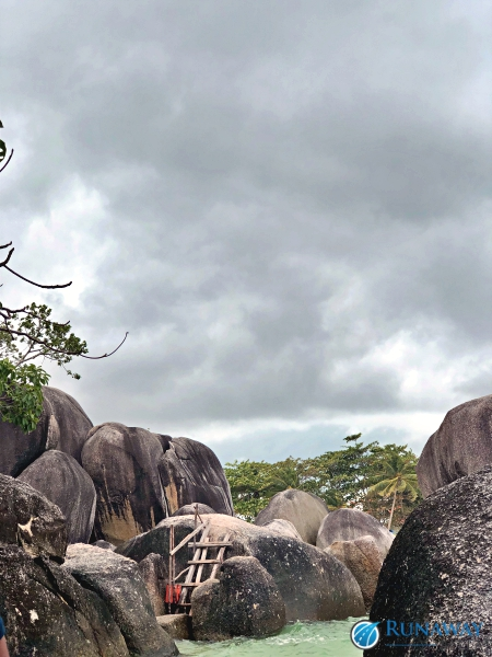 Tanjung Tinggi Beach, Belitung Island