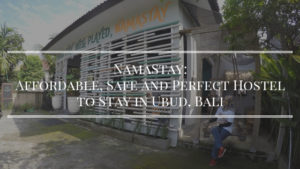 Accommodation in Ubud Bali