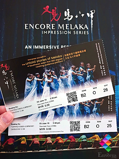 Encore Melaka Impression Series