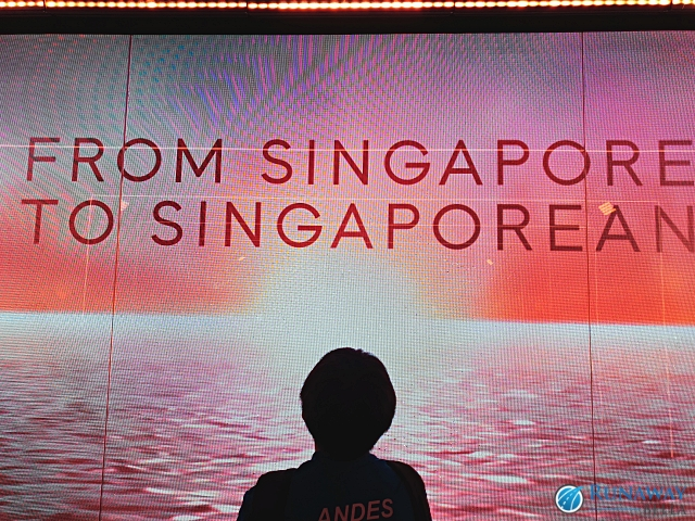 From Singapore to Singaporean Bicentennial Experience