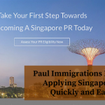 Paul Immigrations Reviews: Applying Singapore PR Quickly and Easily