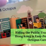 Travelling in Hong Kong Using Octopus Card