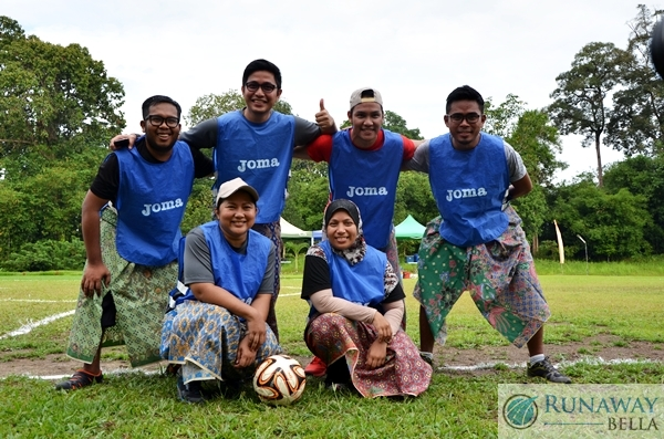 Futsal Team Sumiran Eco Camp